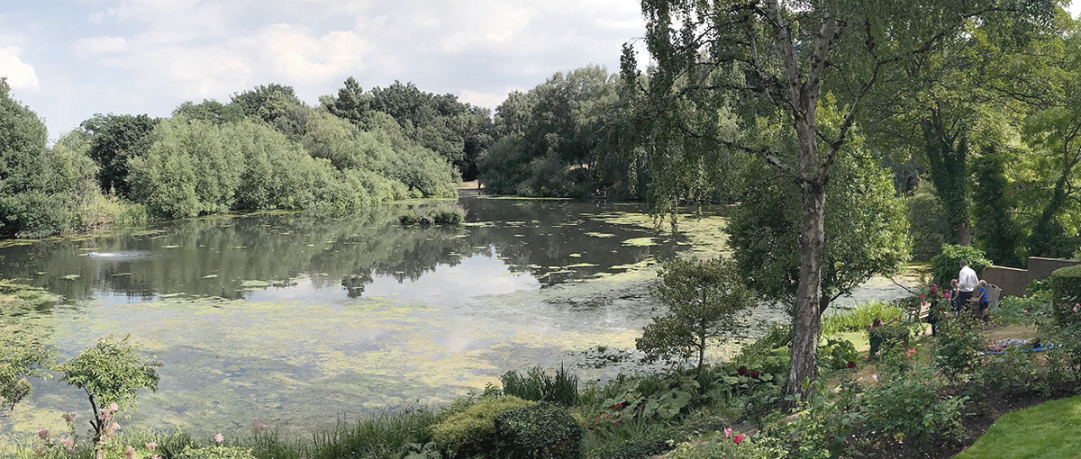 Hampstead Heath is down the road from the school and children enjoy regular outings to this beautiful park.